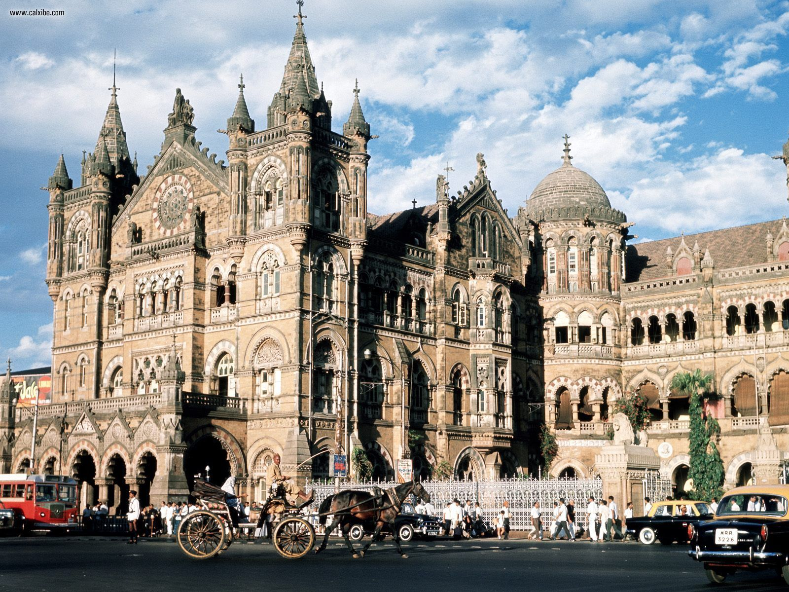 Because bombay is an emotion Indian building photos